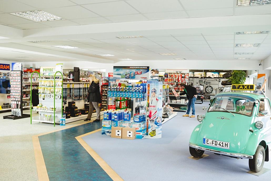 Teileverkauf - Autoteile AUGAT